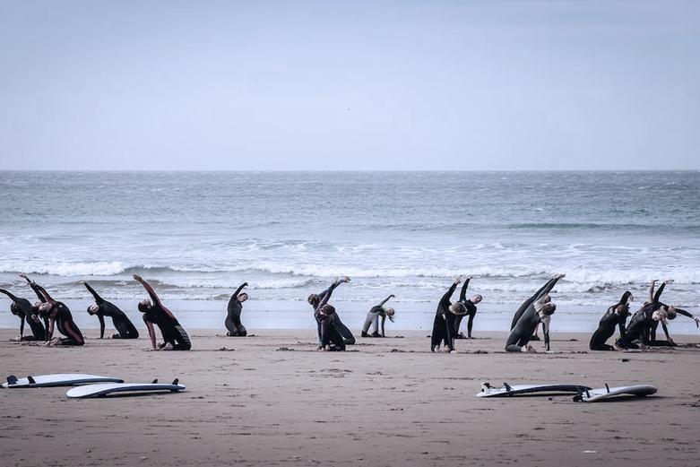retreat yoga relaxtion