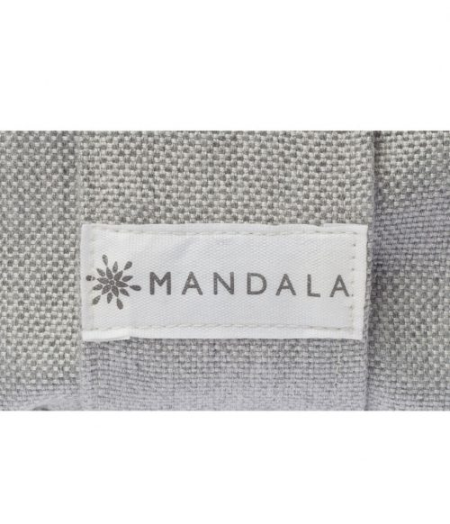 Mandala bolster outdoor mist fabric