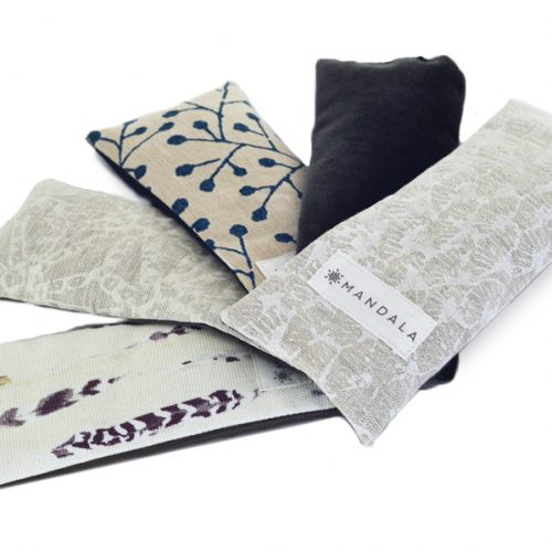Mandala Mini Eye Pillows