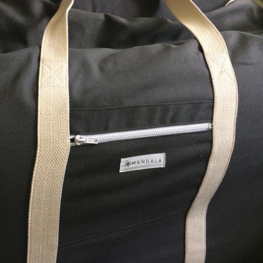 Mandala Bolster Bag