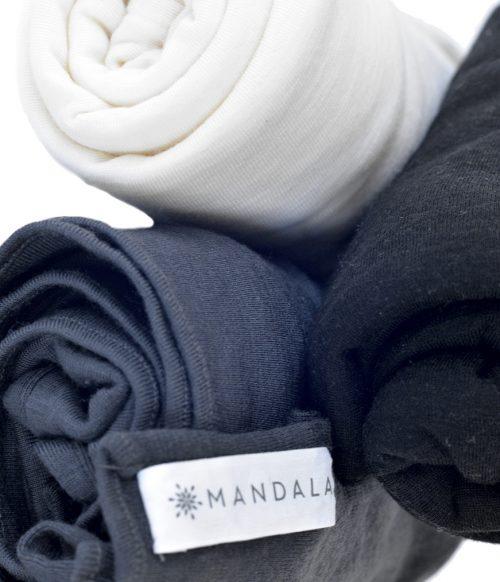 Mandala Living Merino Wrap