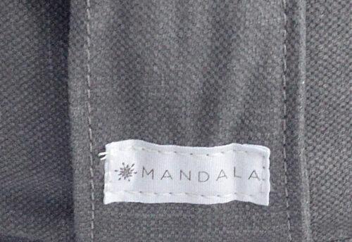 Mandala Minimalist Meditation Cusion
